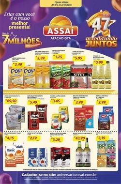 Ofertas de Supermercados no catálogo Assaí Atacadista (  2 dias mais)