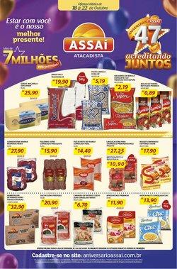 Ofertas de Supermercados no catálogo Assaí Atacadista (  Válido até amanhã)