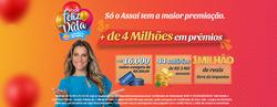 Promoção de Assaí Atacadista no folheto de Lauro de Freitas