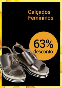 Promoção de Marisa no folheto de São Paulo