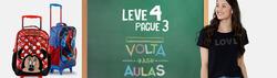 Promoção de Marisa no folheto de Lauro de Freitas