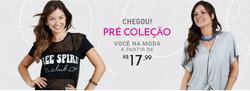 Promoção de Marisa no folheto de Nova Iguaçu