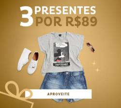 Promoção de Marisa no folheto de Fortaleza