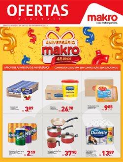 Promoção de Makro no folheto de Rio Branco