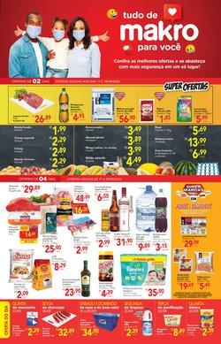 Ofertas Supermercados no catálogo Makro em Franca ( 3 dias mais )
