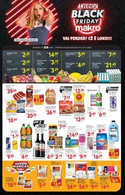 Ofertas Supermercados no catálogo Makro em Ribeirão Preto ( 2 dias mais )