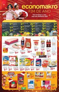 Ofertas Supermercados no catálogo Makro em Carapicuíba ( Publicado a 2 dias )