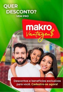 Ofertas Supermercados no catálogo Makro em Santos ( 3 dias mais )