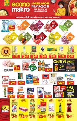 Ofertas Supermercados no catálogo Makro em Diadema ( Publicado a 2 dias )