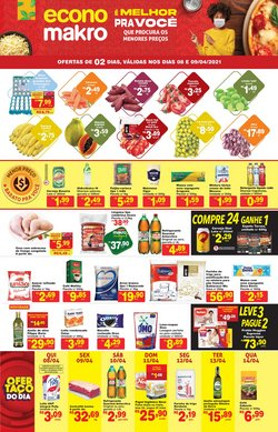 Ofertas Supermercados no catálogo Makro em Ribeirão Preto ( Vence hoje )
