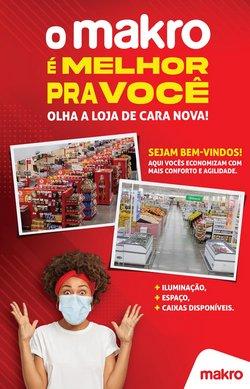 Ofertas Supermercados no catálogo Makro em Sorocaba ( Publicado a 2 dias )