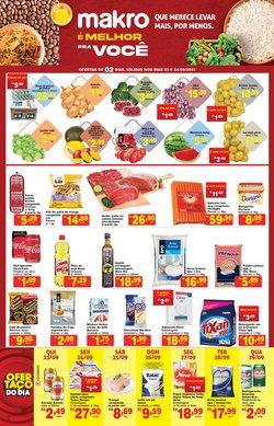 Ofertas de Supermercados no catálogo Makro (  2 dias mais)