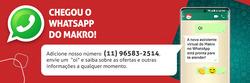 Cupom Makro em São Paulo ( 3 dias mais )
