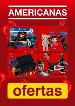 Ofertas Lojas de Departamentos no catálogo Lojas Americanas em Joinville ( Válido até amanhã )