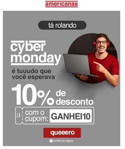 Catálogo Lojas Americanas Shopping Tacaruna em Recife ( Válido até amanhã )