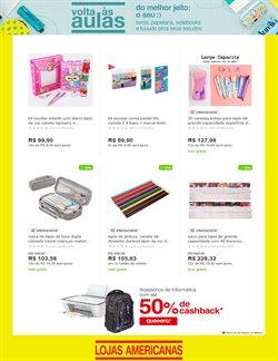 Catálogo Lojas Americanas Mogi Shopping em Mogi das Cruzes ( 4 dias mais )