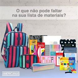 Catálogo Lojas Americanas em São Paulo ( Vencido )