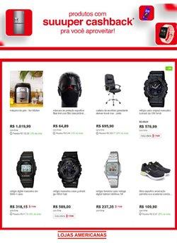 Ofertas Lojas de Departamentos no catálogo Lojas Americanas em Taboão da Serra ( 4 dias mais )