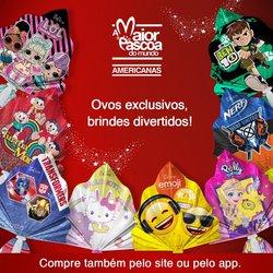 Catálogo Lojas Americanas em Salvador ( Vencido )