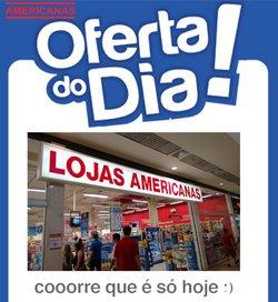 Ofertas Lojas de Departamentos no catálogo Lojas Americanas em Jaboatão dos Guararapes ( 2 dias mais )