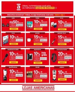 Ofertas de Lojas Americanas no catálogo Lojas Americanas (  5 dias mais)