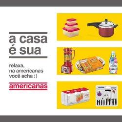 Catálogo Lojas Americanas (  Publicado ontem)