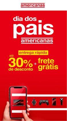 Ofertas de Lojas de Departamentos no catálogo Lojas Americanas (  3 dias mais)