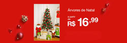 Promoção de Lojas de departamentos no folheto de Lojas Americanas em São Luís