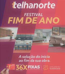 Catálogo Telhanorte em São Paulo ( Vencido )