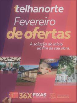 Ofertas Material de Construção no catálogo Telhanorte em Betim ( 2 dias mais )