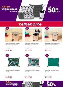 Ofertas de Telhanorte no catálogo Telhanorte (  3 dias mais)