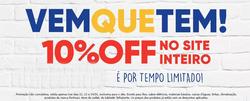 Promoção de Telhanorte no folheto de Maceió
