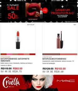 Ofertas de Perfumarias e Beleza no catálogo MAC Cosmetics (  Válido até amanhã)