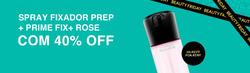 Cupom MAC Cosmetics ( 7 dias mais )
