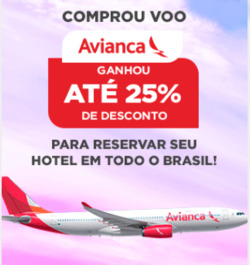 Promoção de Viagens, passeios, turismo no folheto de Decolar em São Paulo