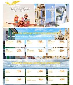 Ofertas Viagens, Turismo e Lazer no catálogo Passaredo em Guarulhos ( Vence hoje )