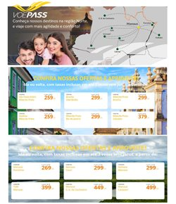 Ofertas Viagens, Turismo e Lazer no catálogo Passaredo em Rio de Janeiro ( Publicado a 3 dias )