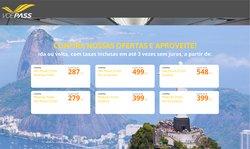 Ofertas de Viagens, Turismo e Lazer no catálogo Passaredo (  3 dias mais)