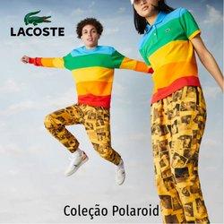 Catálogo Lacoste ( Mais de um mês )