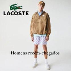Catálogo Lacoste ( Publicado a 3 dias )
