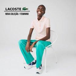 Catálogo Lacoste (  13 dias mais)