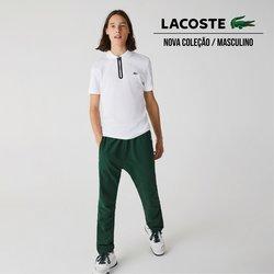 Catálogo Lacoste (  5 dias mais)