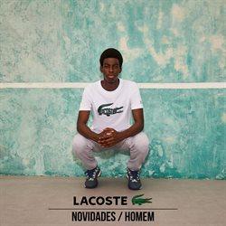 Catálogo Lacoste (  21 dias mais)