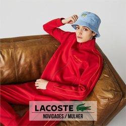 Ofertas de Lacoste no catálogo Lacoste (  Mais de um mês)