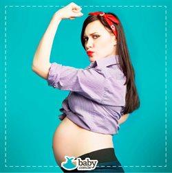 Promoção de Baby no folheto de São Paulo