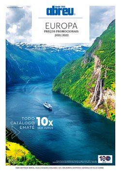 Ofertas Viagens, Turismo e Lazer no catálogo Abreu em Porto Alegre ( Publicado ontem )