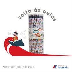 Ofertas Lojas de Departamentos no catálogo Armarinhos Fernando em São Bernardo do Campo ( Válido até amanhã )