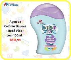 Promoção de Armarinhos Fernando no folheto de São Paulo