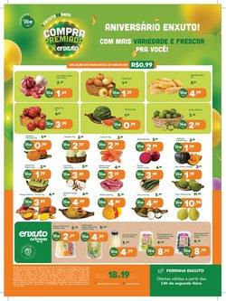 Ofertas de Enxuto no catálogo Enxuto (  Vence hoje)