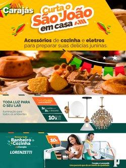 Ofertas de Material de Construção no catálogo Carajás (  Válido até amanhã)